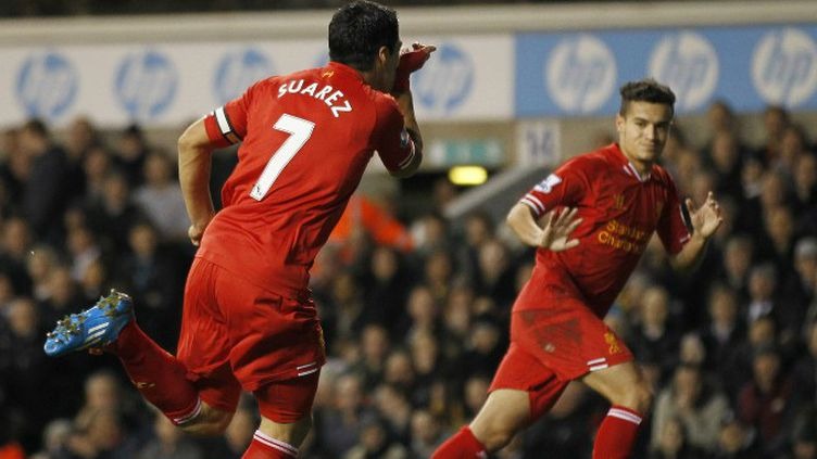 Luis Suarez (Liverpool).