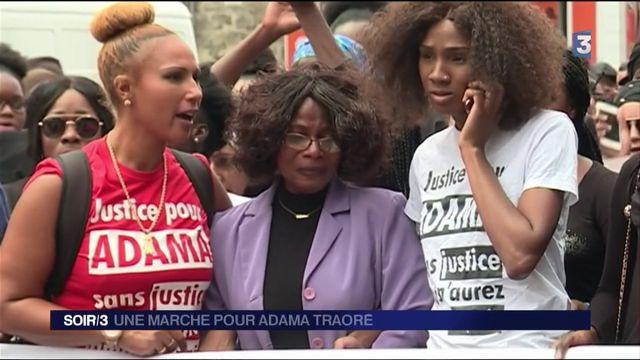Affaire Adama Traoré : une marche commémorative
