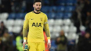 Hugo Lloriset Tottenham affronteront Rennes en Ligue Conference. (OLI SCARFF / AFP)