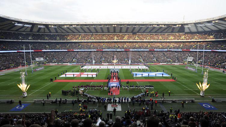 L'enceinte de Twickenham accueillera dix des 48 matches, dont les demi-finales et la finale (JAVIER GARCIA / BACKPAGE IMAGES LTD)