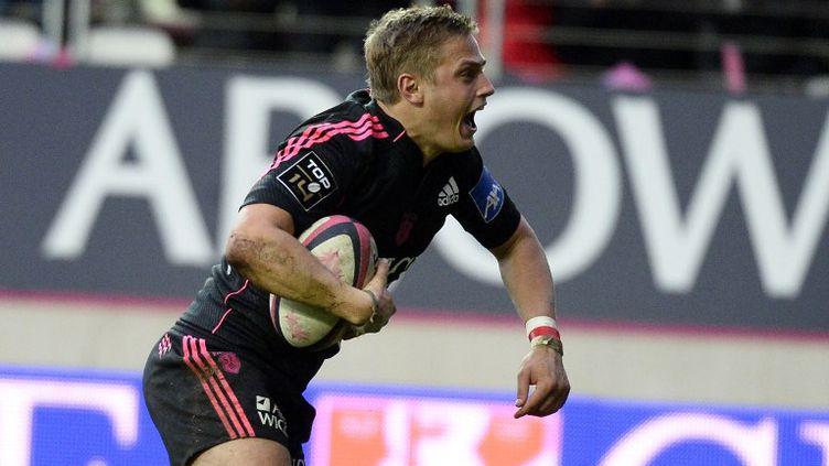 Jules Plisson (Stade Français) (LIONEL BONAVENTURE / AFP)