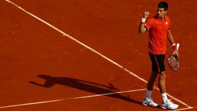 (Novak Djokovic accède au demi-finales)