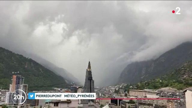 Météo France : 30 départements en vigilance orange aux orages et pluies