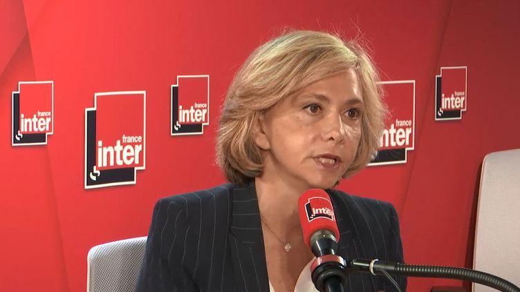 Valérie Pécresse, invitée sur France Inter, jeudi 13 juin. (France Inter)