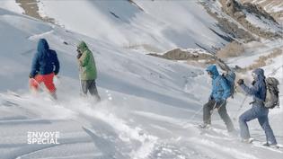 ENVOYÉ SPÉCIAL / FRANCE 2. Bamyan Ski Club (ENVOYÉ SPÉCIAL  / FRANCE 2)