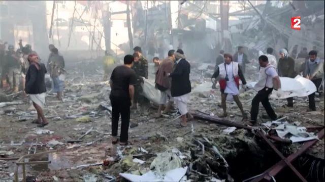 Yémen : raids aériens meurtriers
