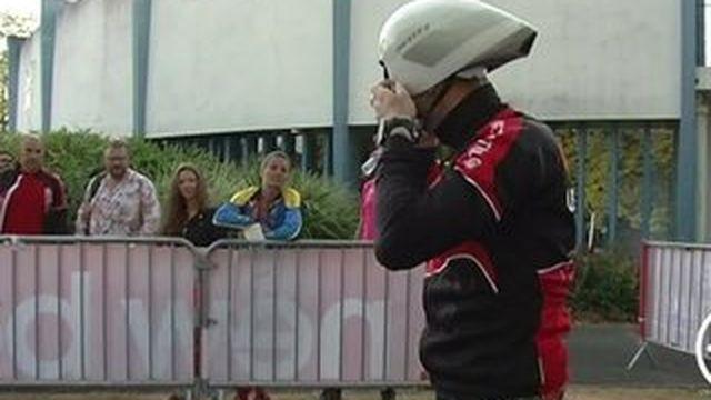 Triathlon : un Français enchaine 41 Ironman en 41 jours