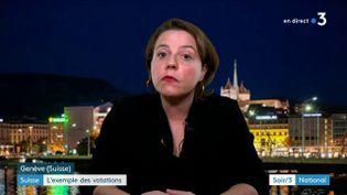 La députée suisse Ada Marra (France 3)