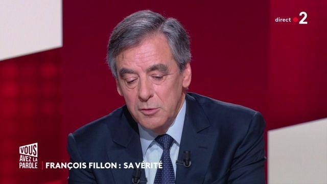 François Fillon sur Macron