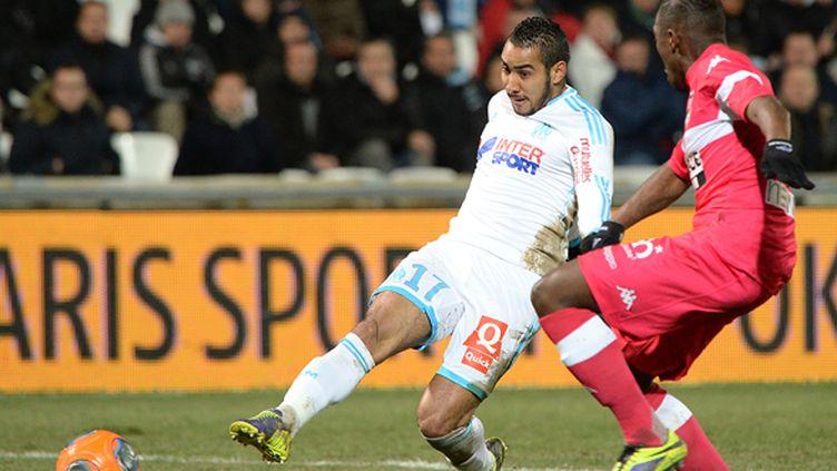 Payet s'est illustré contre Toulouse (BORIS HORVAT / AFP)