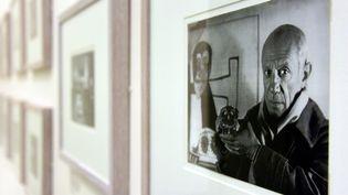 Dans l'intimité de Picasso au musée Soulages de Rodez. Exposition jusqu'au 25 septembre 2016  (PHOTOPQR/Centre Presse Aveyron/MAXPPP)