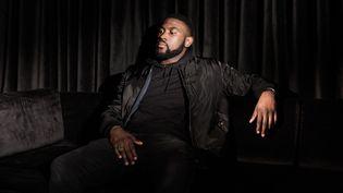 """Le rappeur bruxellois Damso sort son premier album """"Batterie faible"""" ce vendredi.  (DR)"""