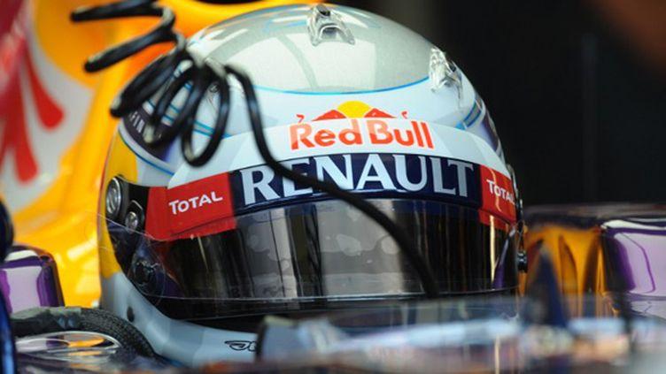 Sebastian Vettel (TOM GANDOLFINI / AFP)
