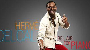 """La pochette de l'album """"Bel Air for piano"""", d'Hervé Celcal (avril 2013)  (DR)"""