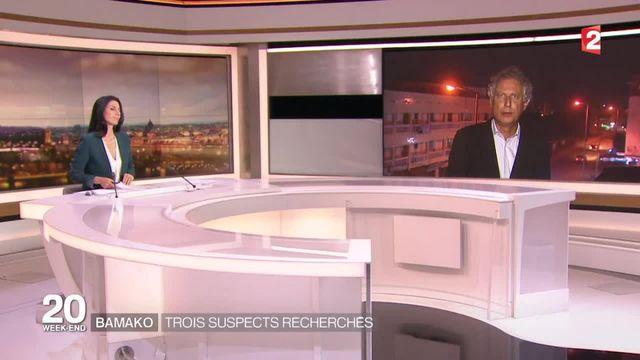 Prise d'otages à Bamako : des forces françaises en masse sur le terrain