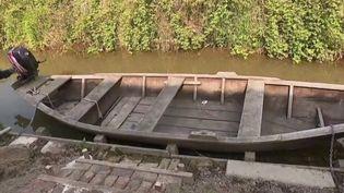 Confinement : les habitants du marais audomarois profitent d'un cadre bucolique (CAPTURE D'ÉCRAN FRANCE 3)