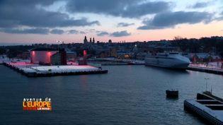 Avenue de l'Europe. Suède : en route vers la remilitarisation (FRANCE 3 / FRANCETV INFO)