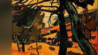 Des tableaux spoliés pendant la guerre. (FRANCE 3)