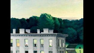 Edward Hopper, House at Dusk, 1935, Richmond, Virginia Museum of Fine Arts . John Barton Payne Fund  (Virginia Museum of Fine Arts)