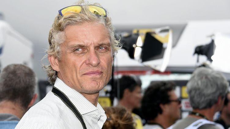 Oleg Tinkov, le propriétaire de l'équipe Tinkoff-Saxo  (/NCY / MAXPPP)