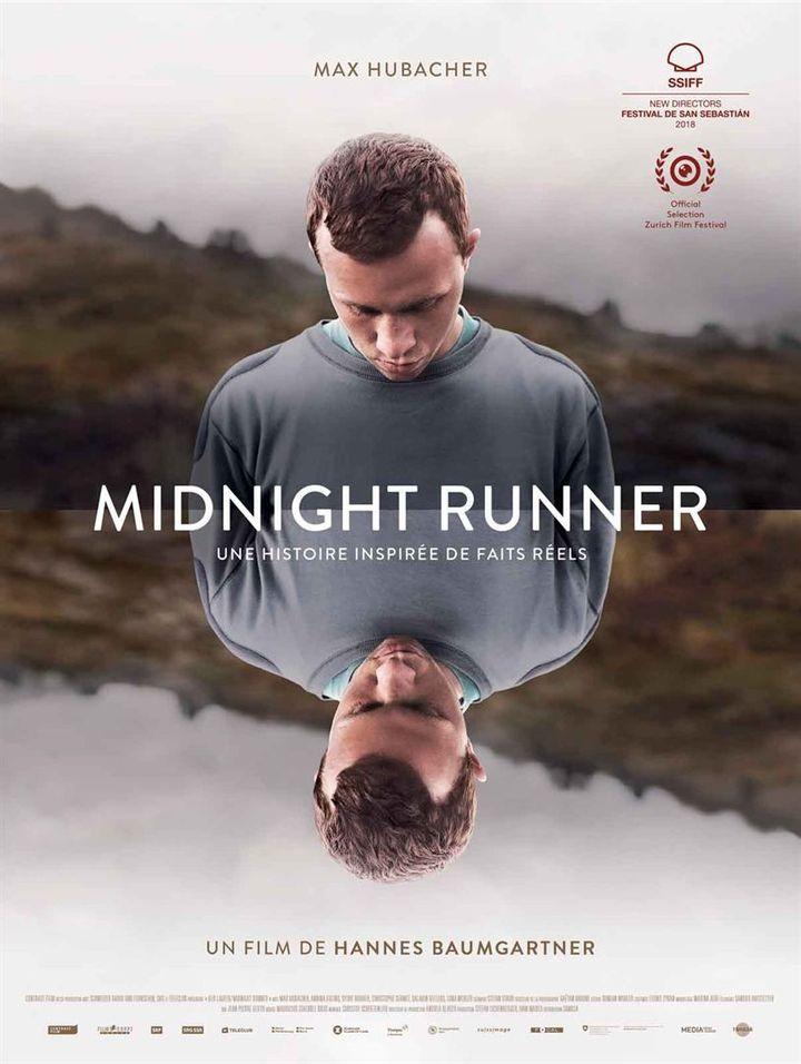 """L'affiche de """"Midnight Runner"""" deHannes Baumgartner. (Copyright Tamasa Distribution)"""