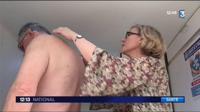Cancer de la peau : des dermatologues proposent des consultations gratuites