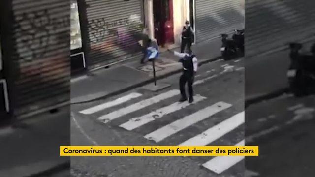 ftvi-mod Danse policiers Paris