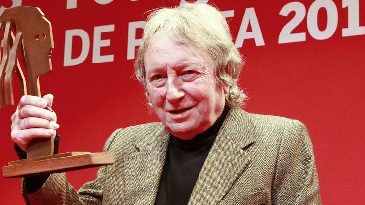 Elias Querejeta en mars 2012 à Madrid  (EFE/MAXPPP)