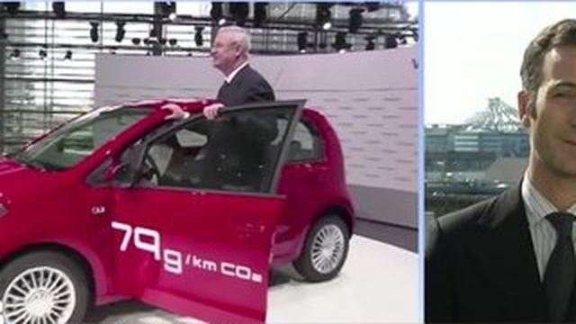 Affaire Volkswagen : un parachute doré pour le PDG du groupe ?