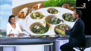 Traditions culinaires : l'histoire des escargots de Bourgogne (FRANCE 2)