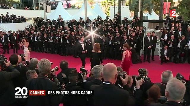 Festivals de Cannes : des photos hors cadre