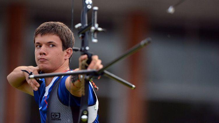 Gaël Prévost atteint les 8e de finale