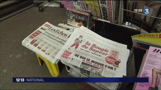 """Les 35 ans de """"La Bougie du Sapeur"""", journal qui ne paraît que tous les 29 février"""