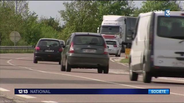 Sécurité routière : sur les routes nationales, les accidents ne sont pas en baisse