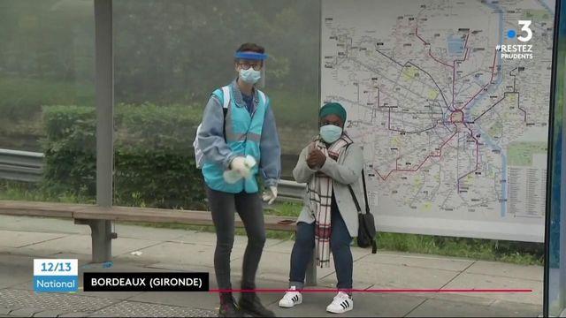Déconfinement : à Bordeaux, les transports en commun toujours vides