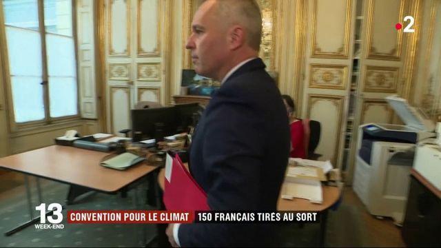 Écologie : 150 Français tirés au sort dans le cadre de la convention citoyenne pour le climat