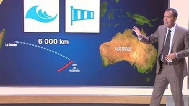 Le débris d'avion retrouvé ne devrait pas permettre de retrouver le MH370