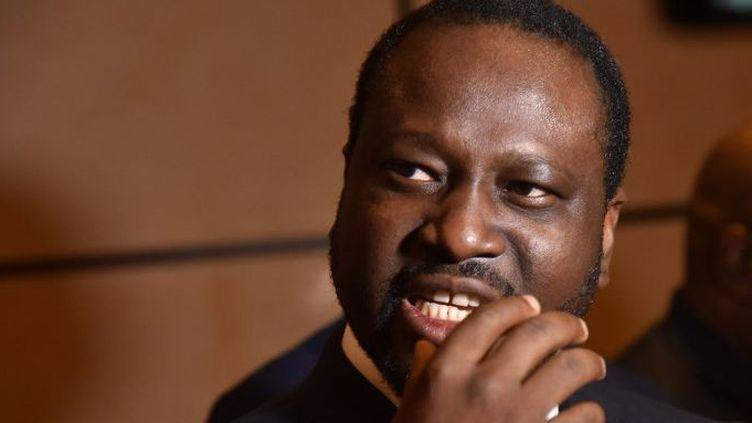 Guillaume Soro occupe le fauteuil de président de l'Assemblée nationale de Côte d'Ivoire. Il a été un des acteurs principaux dans la chute de Laurent Gabgbo. (Photo AFP)