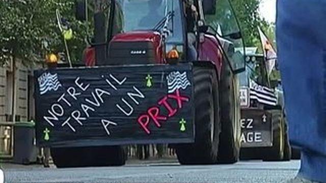 Paris assiégée par les agriculteurs