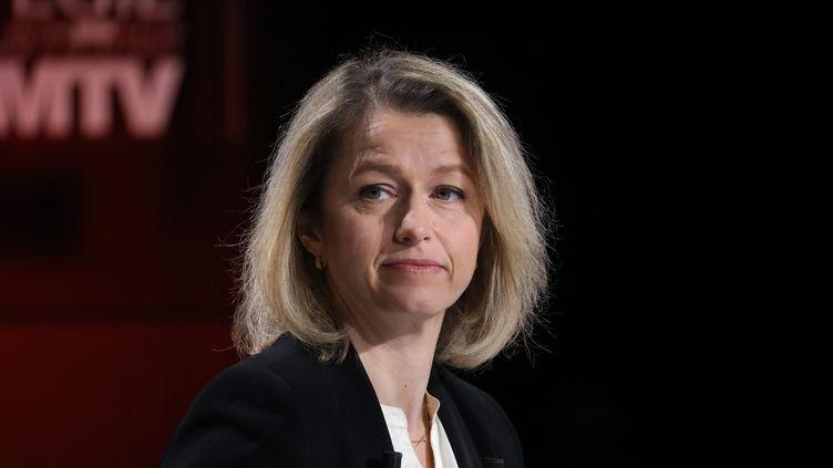 La ministre de la Transition écologique Barbara Pompili (ARNAUD JOURNOIS / MAXPPP)