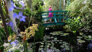 La reconstitution du Jardin de Giverny au Jardin botanique du Bronx a déjà attiré 100 000 visiteurs  (Emmanuel Dunand / AFP)