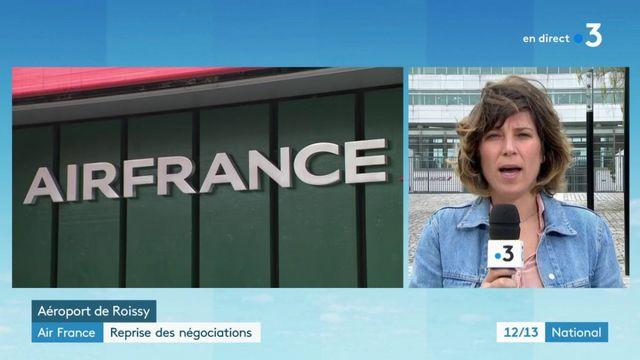 Air France : reprise des négociations entre direction et syndicats
