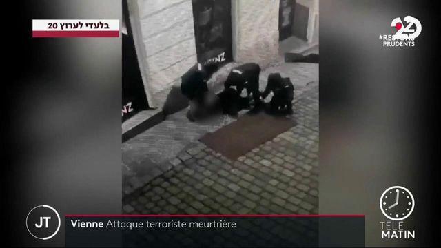 Autriche : attaque terroriste meurtrière à Vienne