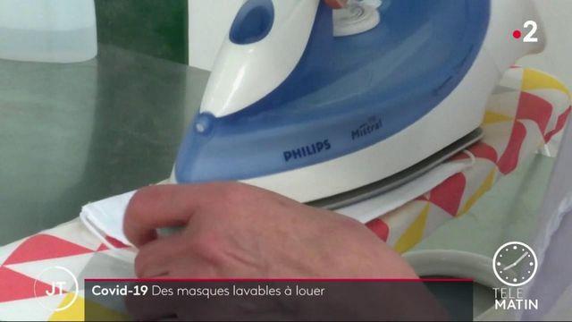 Normandie : une entreprise permet de louer des masques sanitaires