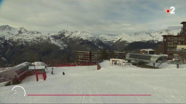 Montagne : des stations de ski qui tournent au ralenti