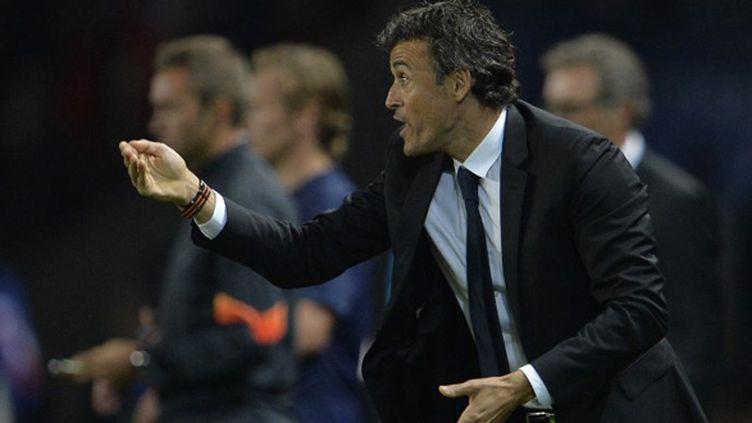 Luis Enrique (FC Barcelone) (MIGUEL MEDINA / AFP)