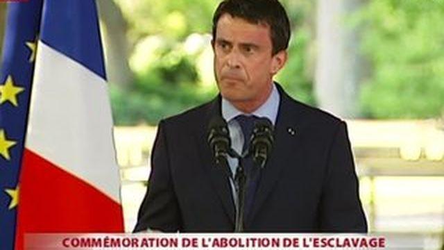 """Valls : """"Nous ne sommes pas tous descendants de Gaulois mais nous sommes tous français"""""""