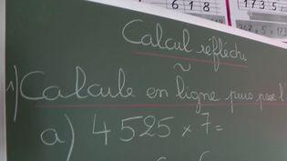 Déconfinement : le casse-tête logistique de la réouverture des classes (FRANCE 3)