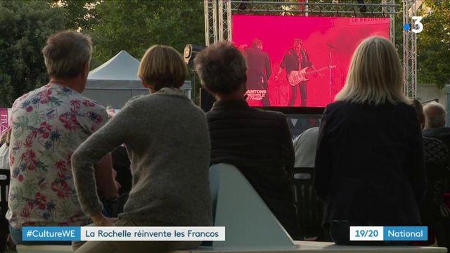 Culture : La Rochelle réinvente les Francofolies