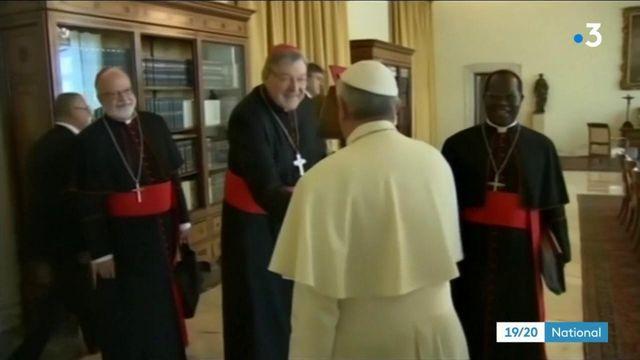 Vatican : le pape François lève le secret pontifical dans le cas d'abus sexuels